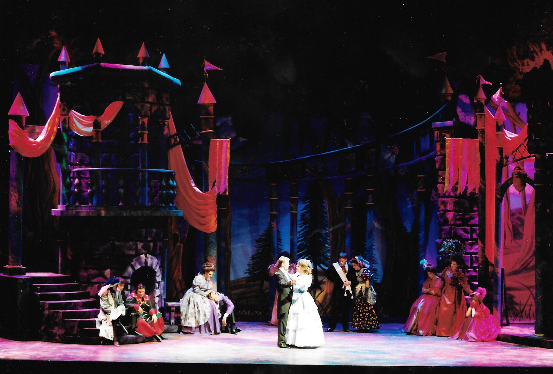 Cinderella, 2000-01