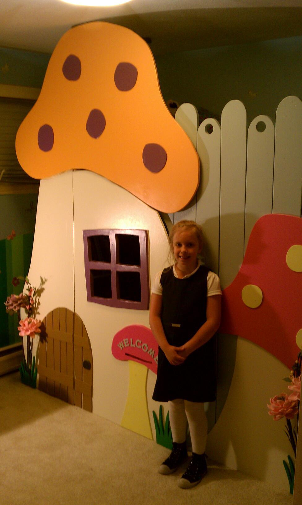 Fairy Garden Bedroom, 2012