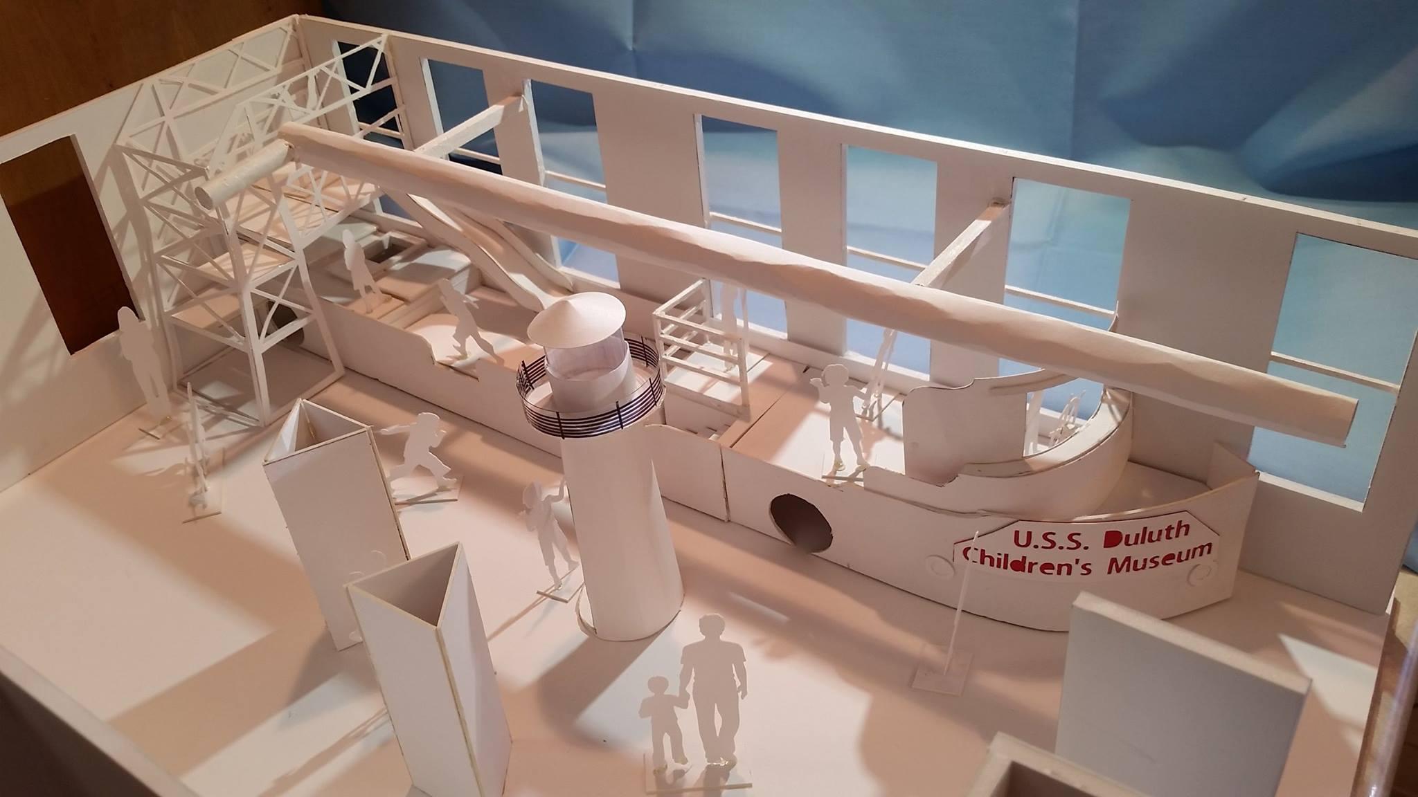 Ore Ship Exhibit, 2017