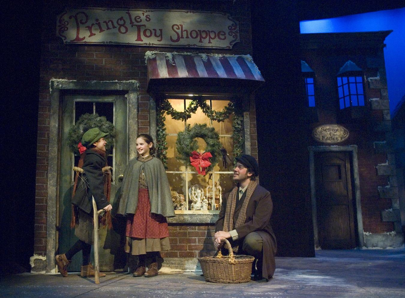 Scrooge, 2007-08