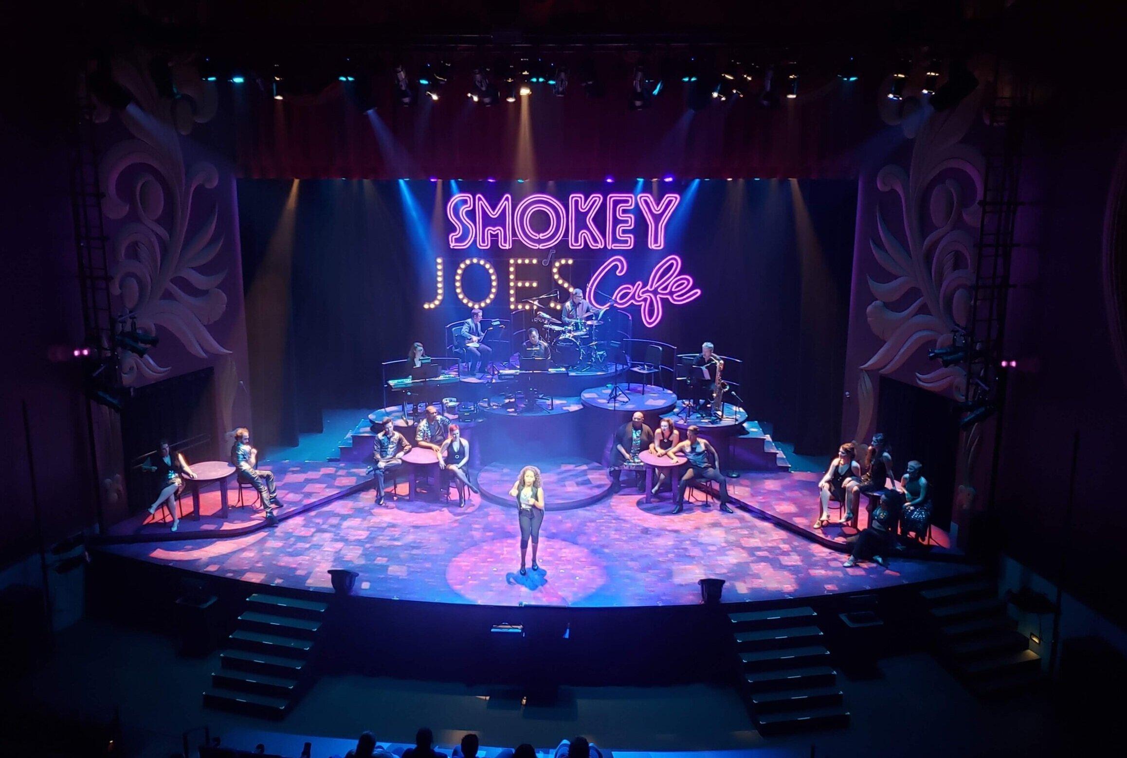 Smokey Joe's Cafe, 2019