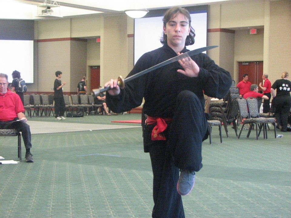 Wudangshan Dao (Placed First Taiji Other Weapons)