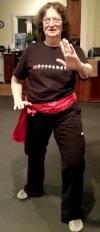 Dorothy Williams - tai chi instructor