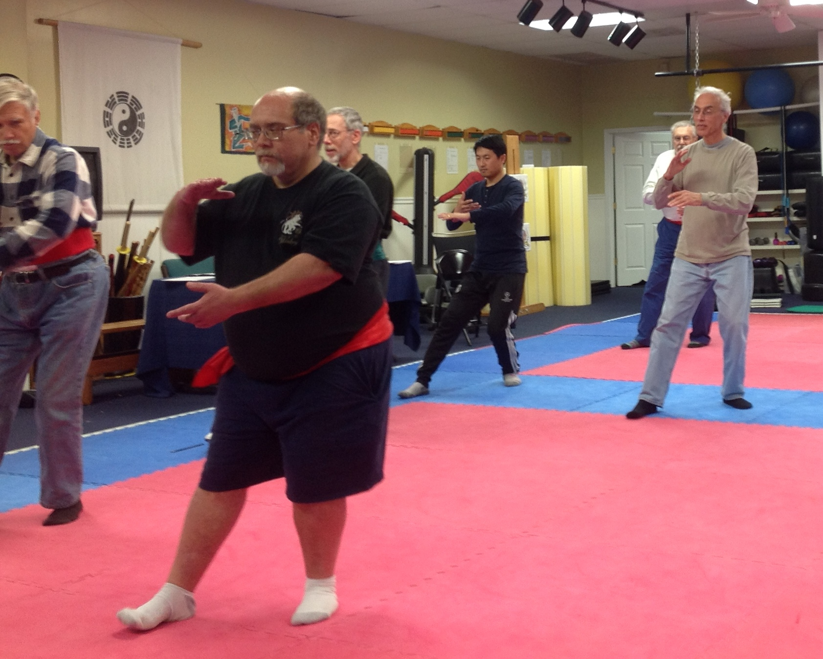 Raleigh Tai chi Classes