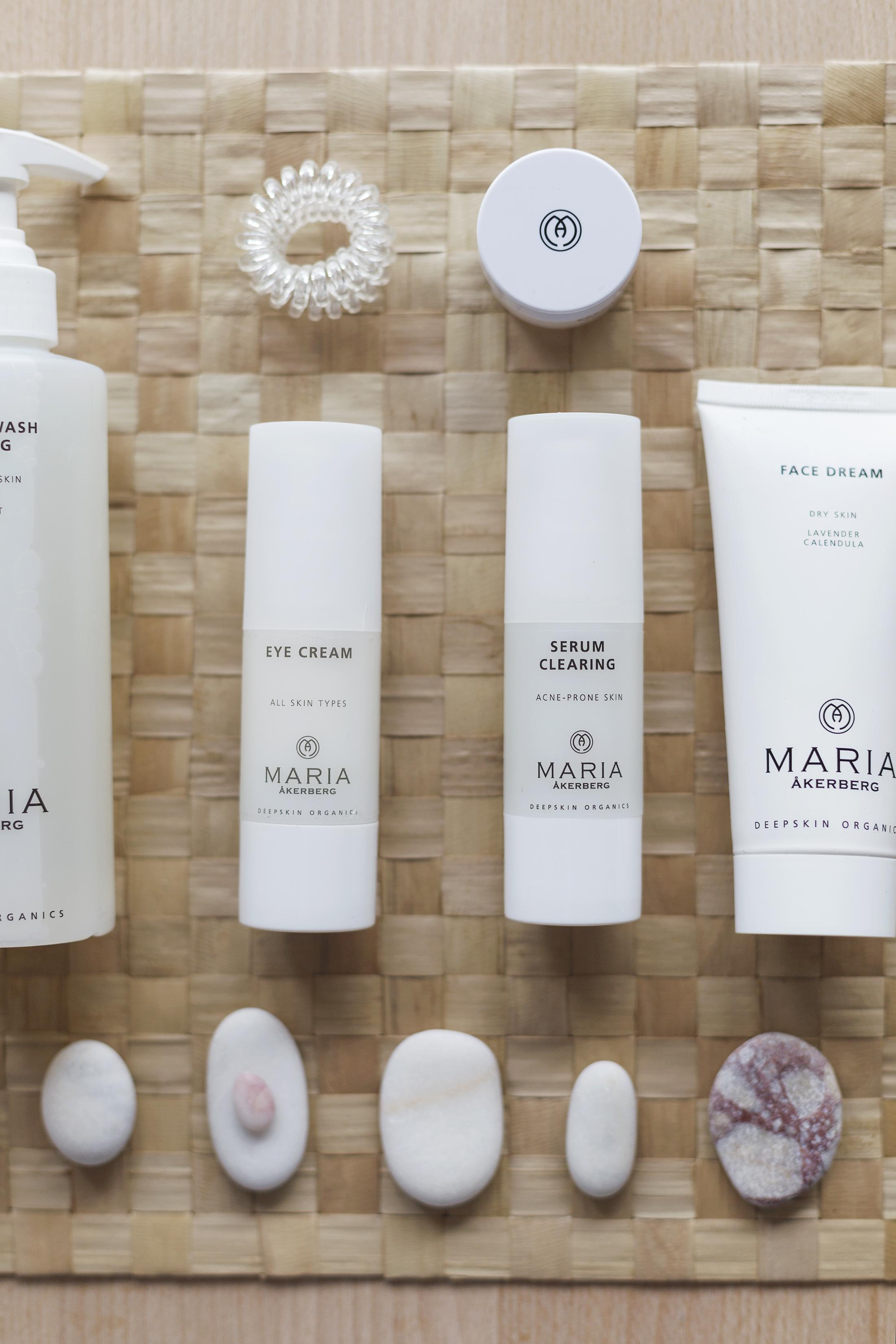 Alona Vibe Beauty routine Maria aakerberg