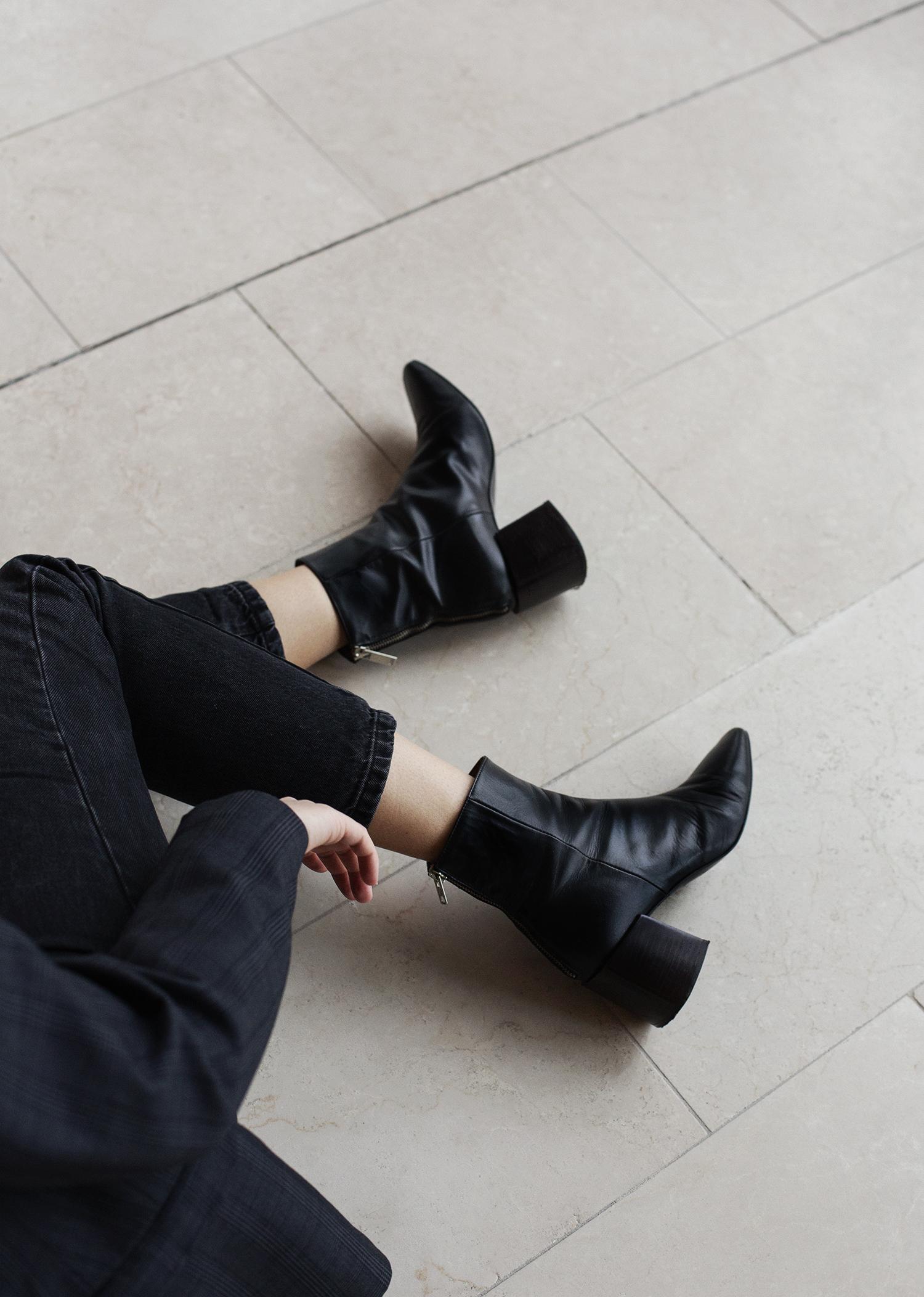 Alona Vibe AM studio Monica Steffensen Flattered Inga boots