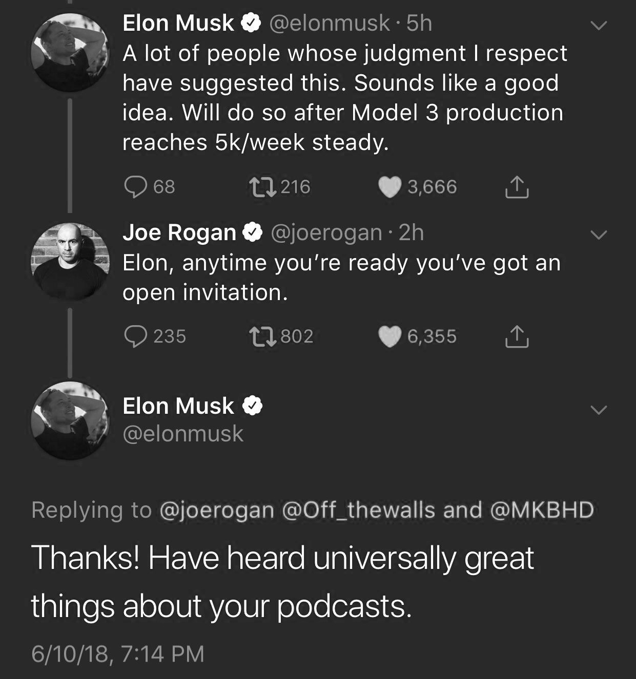joe+rogan+elon+musk podcast