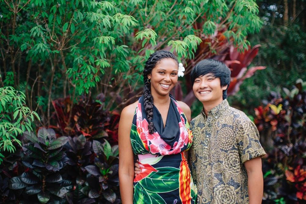 Jian and Keisa Liu, Founders.