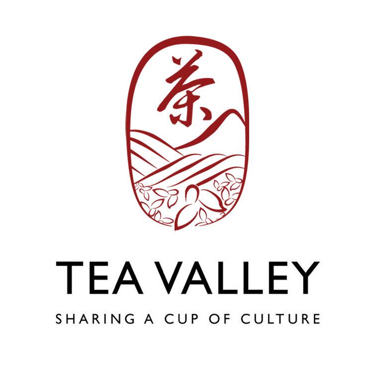 tea-valley-logo-design