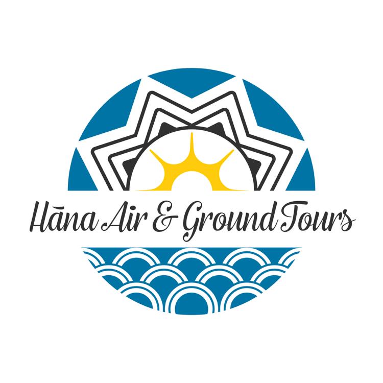 hana-air-and-ground-tours-logo-design