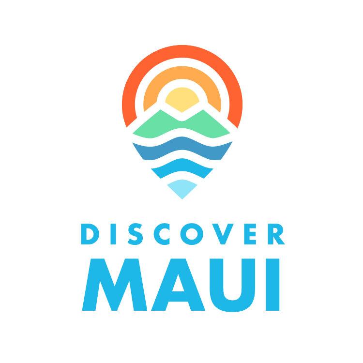 discover-maui-logo-design