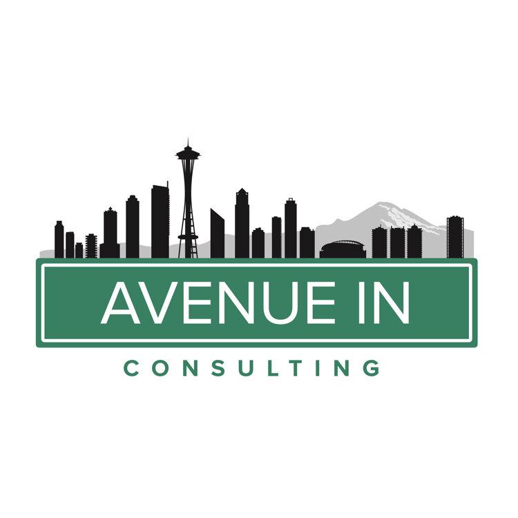 avenue-in-consulting-logo-design