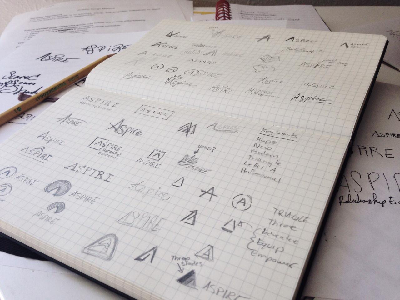 Aspire Sketches
