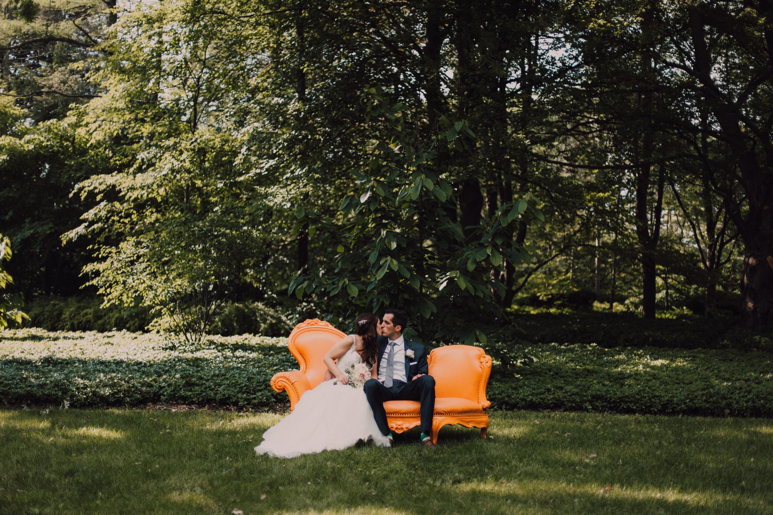 Romantic Naperville Wedding - Venue: CityGate GrilleHair/Makeup: Forbici Salon & SpaFlowers: Purple Rose FloristDress: Volles BridalDJ: Essence EntertainmentENGAGEMENT SHOOT