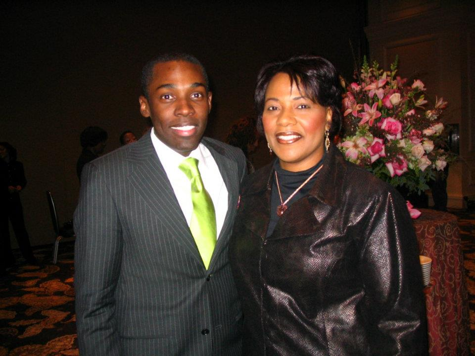 Trumpet Awards Event with Dr. Bernice King
