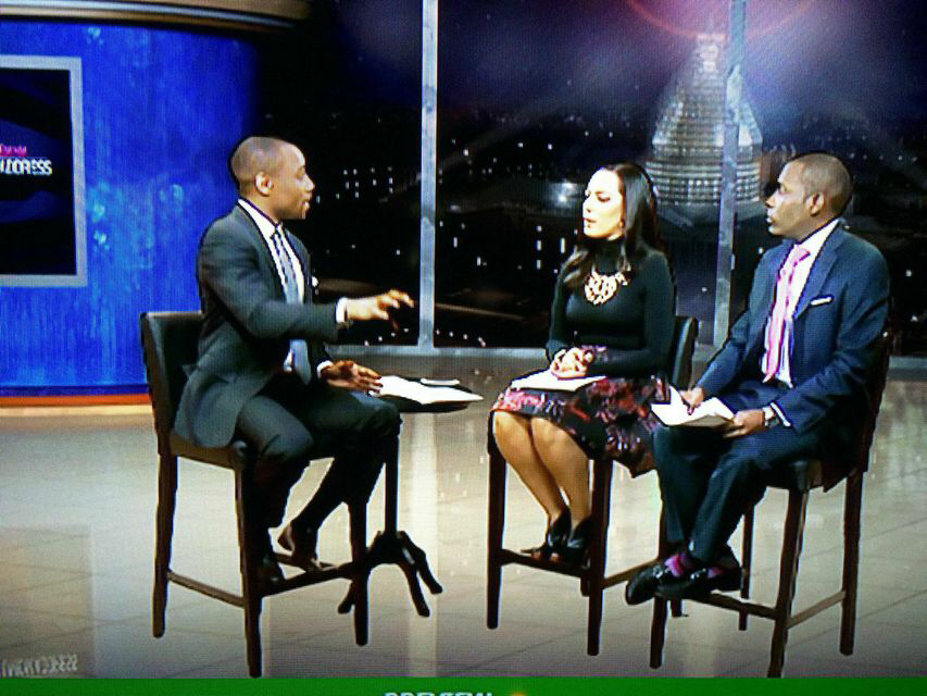 BET SOTU Coverage w/ Marc Lamont Hill & Angela Rye