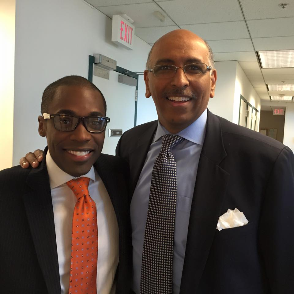 Green Room w/ Chairman Michael Steele