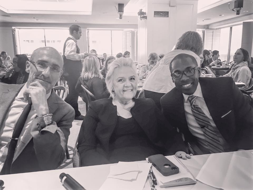 Panel w/ AEI's Arthur Brooks & Veronique Rodman