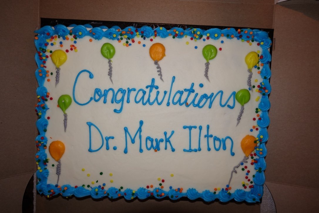 Dr. Mark Ilton