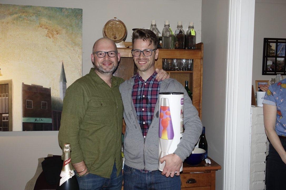 Dr. Mark Ilton & Kari - a bittersweet celebration
