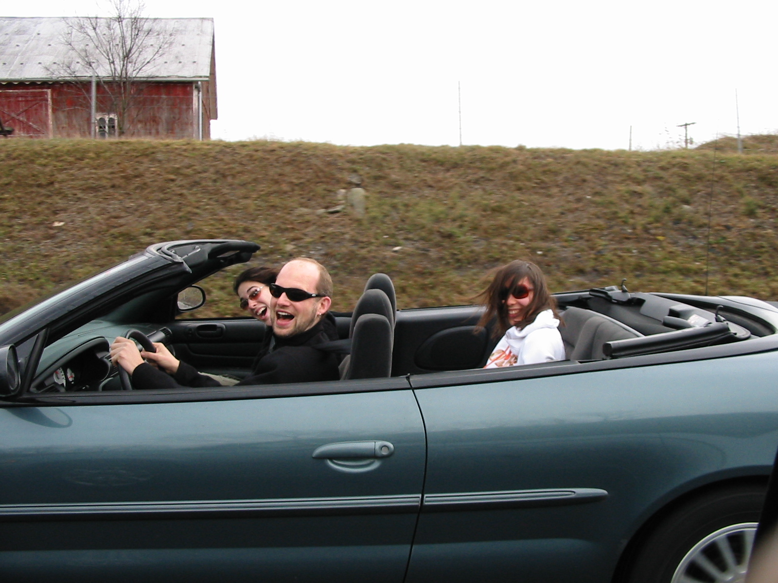 To the 2006 APS March Meeting in style!