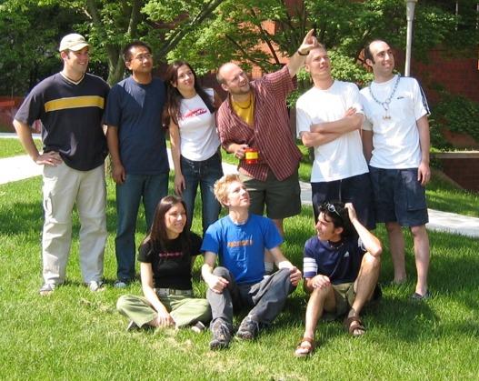 Group Summer 2003