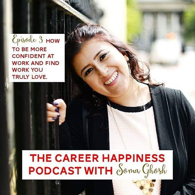 "If you haven't already tuned into the podcast please see episode 3.  In this episode I talk about confidence and share with you how you can be confident in your career, finding a new job getting a promotion or whilst thinking about career change or starting a business.  Confidence is a mindset and is all about building a muscle. It takes practice and it's a feeling that is linked to more of your inner intuition. The more you understand what you want the more confident you will be.  I wanted to share this episode because I have so many clients tell me ""I can't"" or ""How can I"". Honestly I feel your pain I still sometimes feel this way. I also know that now. I know what makes me happy I feel more confident about the work I do.  So to find out more please listen to the episode link is in the linktree bio."
