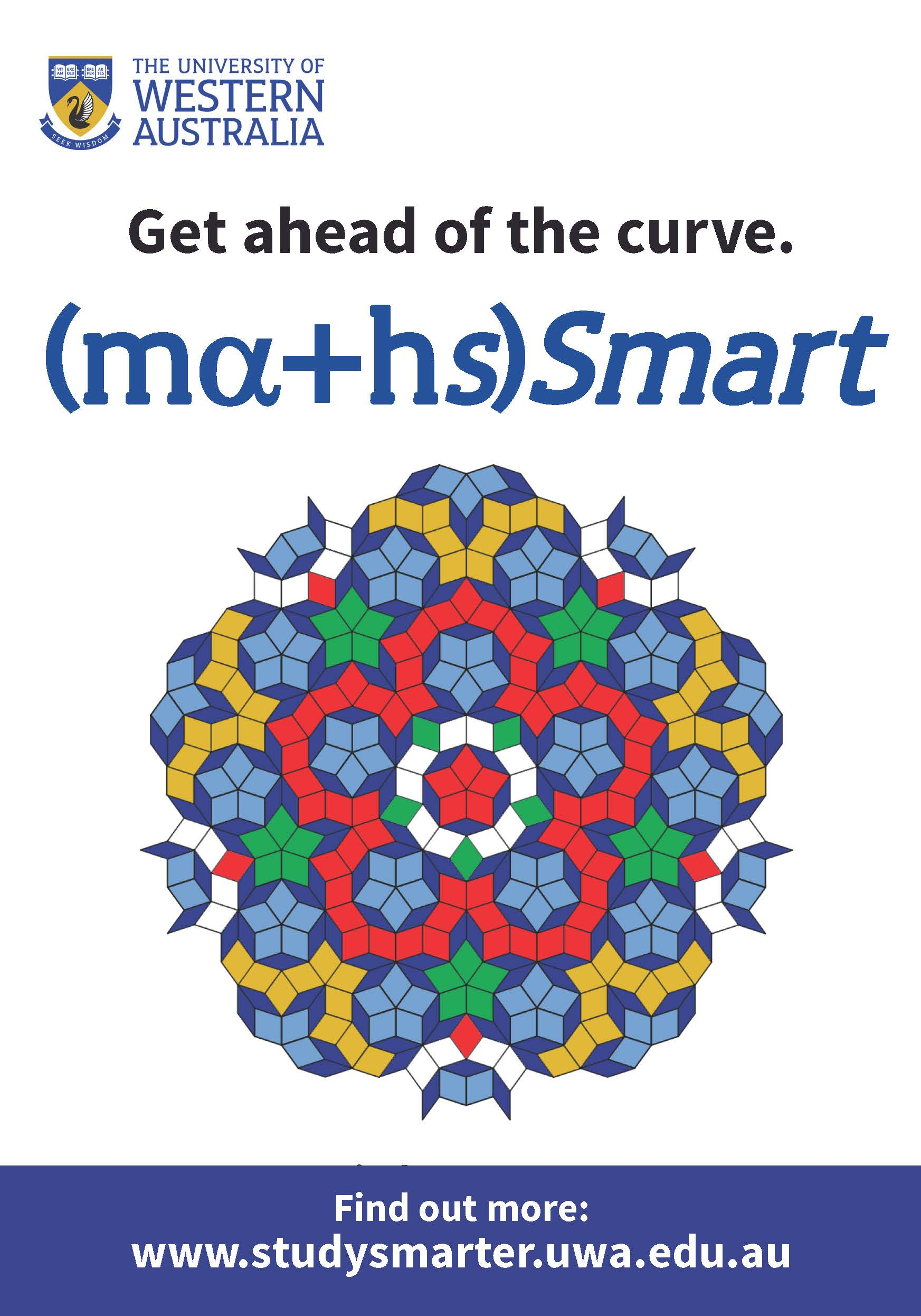 A5 Maths Flyer, 2016 (front)