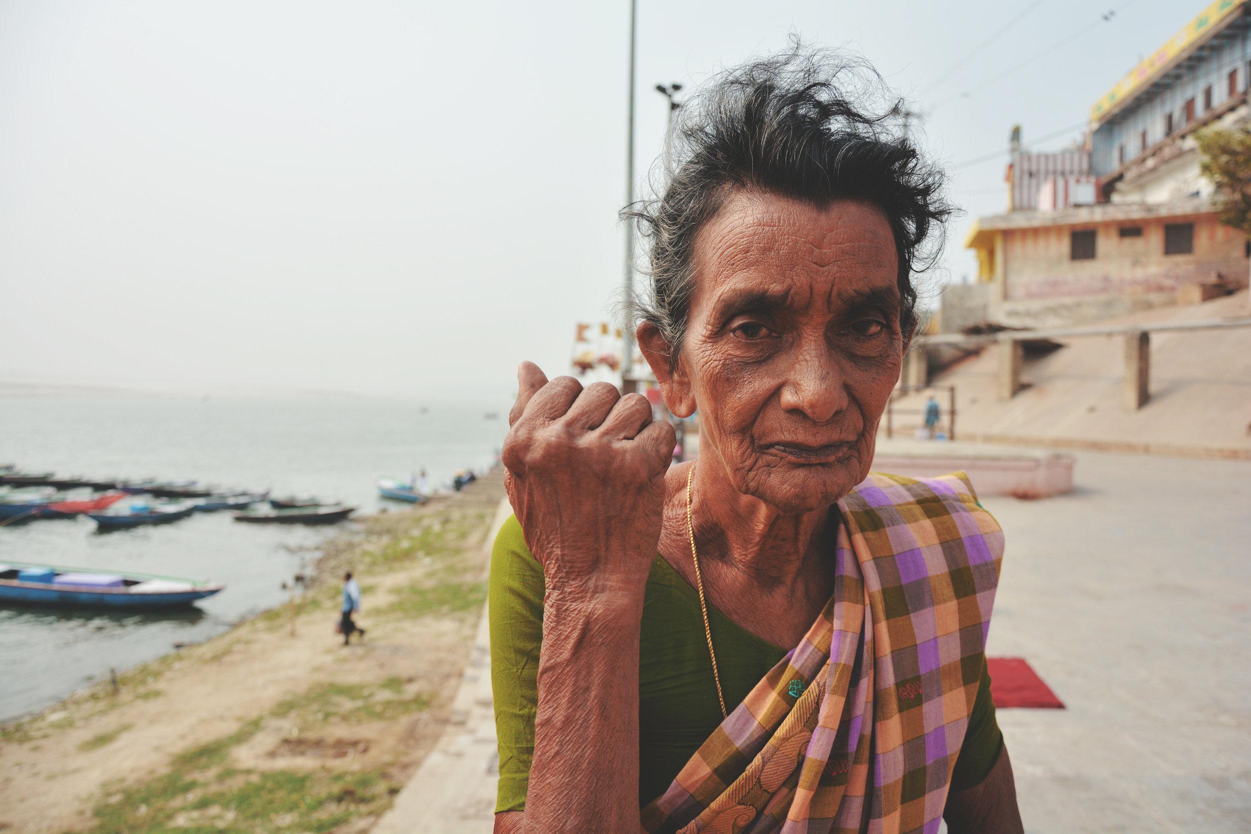 Varanasi, March 2018