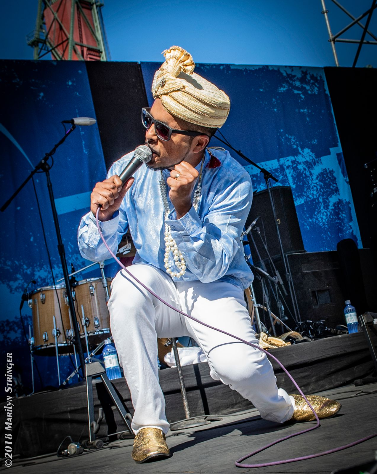 Aki Kumar's Bollywood Blues is coming to Canada and the Pacific Northwest!