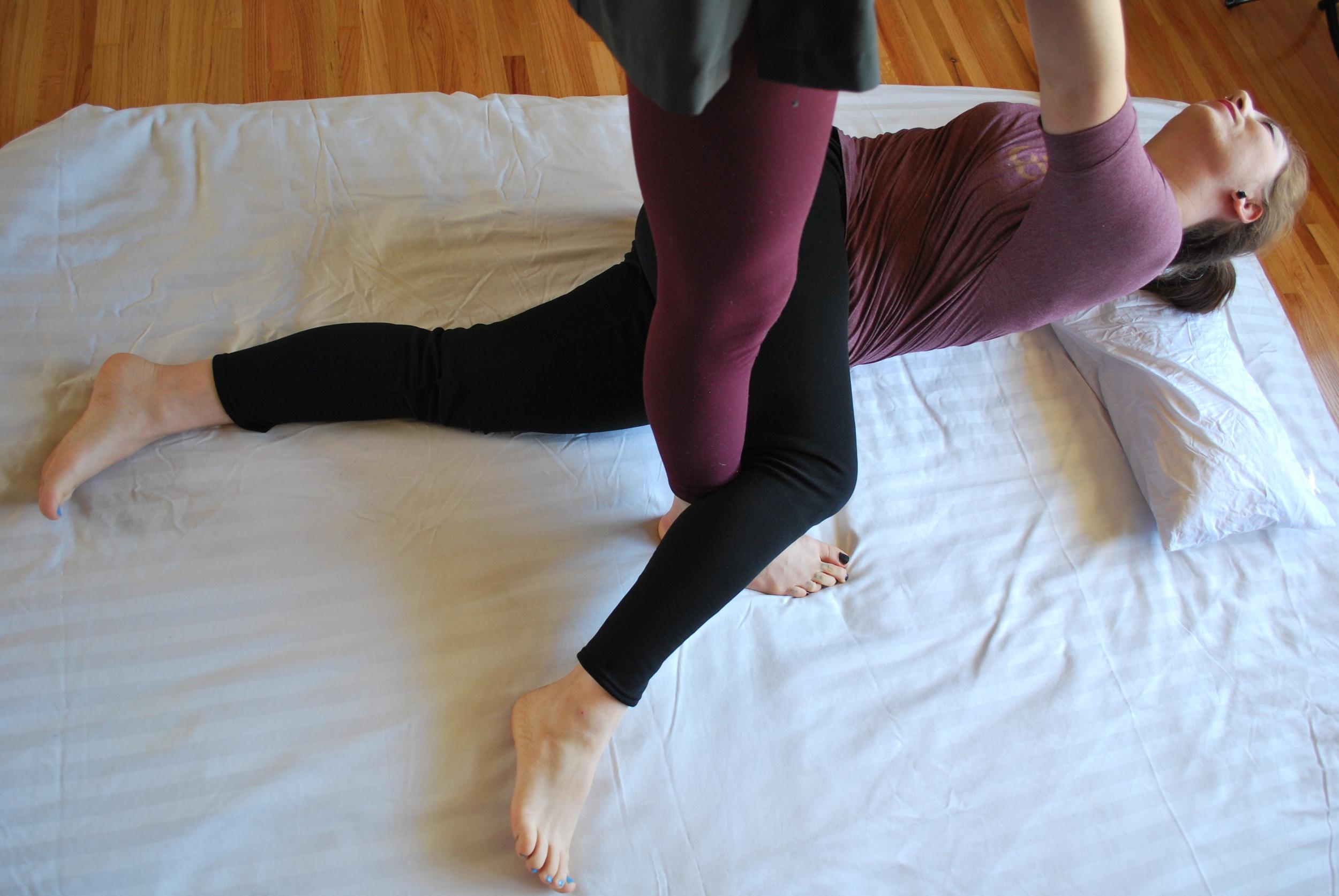 Thai Massage at Samsara Wellness Center: Yoga, Massage & Tattoo in Bakersfield, California