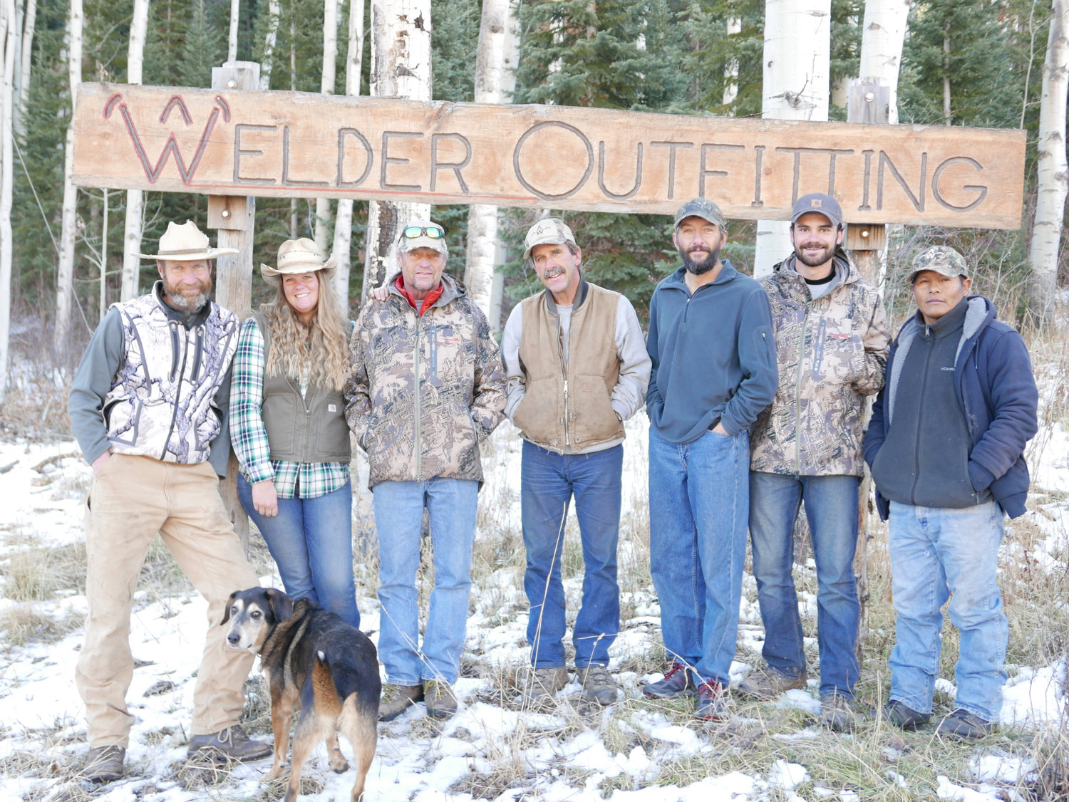 Our Crew — Welder Outfitting