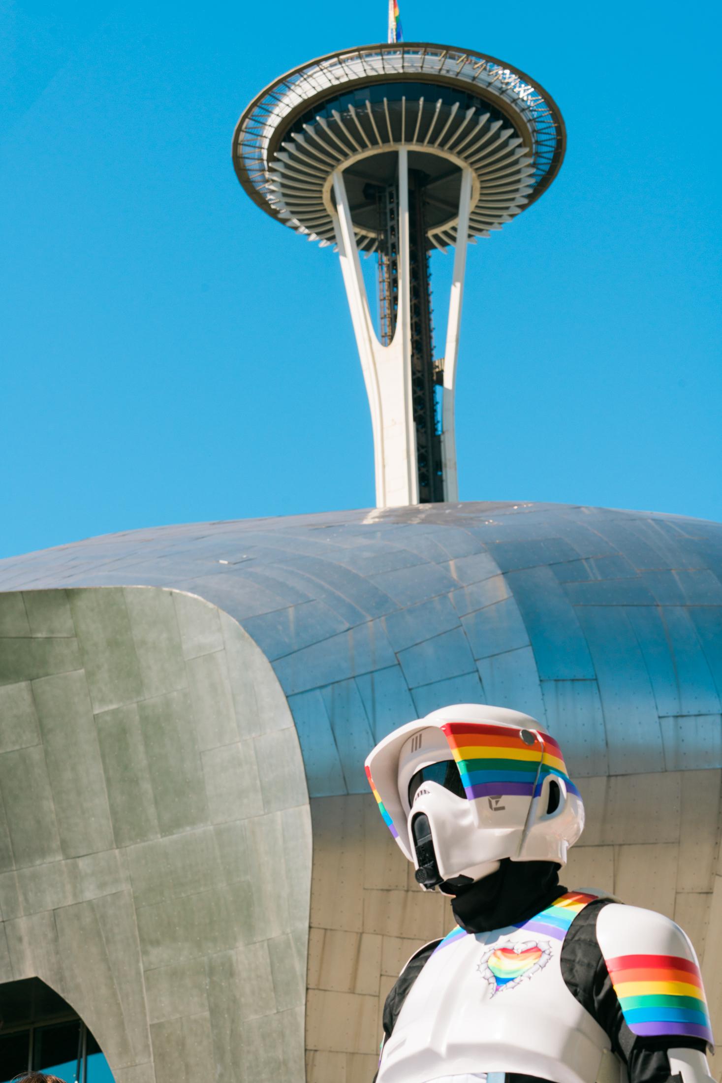 Seattle Pride Parade 2017 w Star Wars 501st Garrison Titan-.jpg