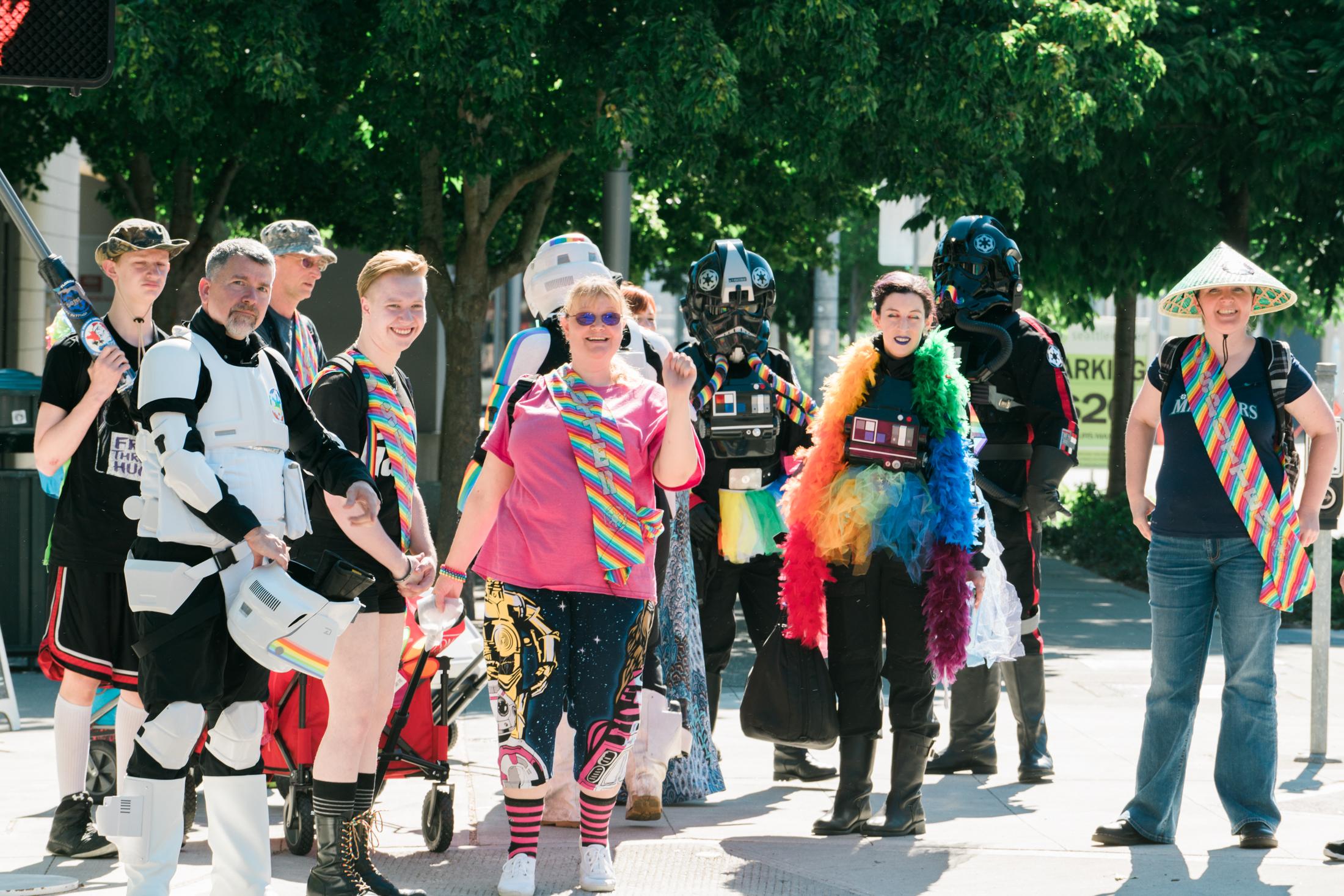 Seattle Pride Parade 2017 w Star Wars 501st Garrison Titan-08498.jpg