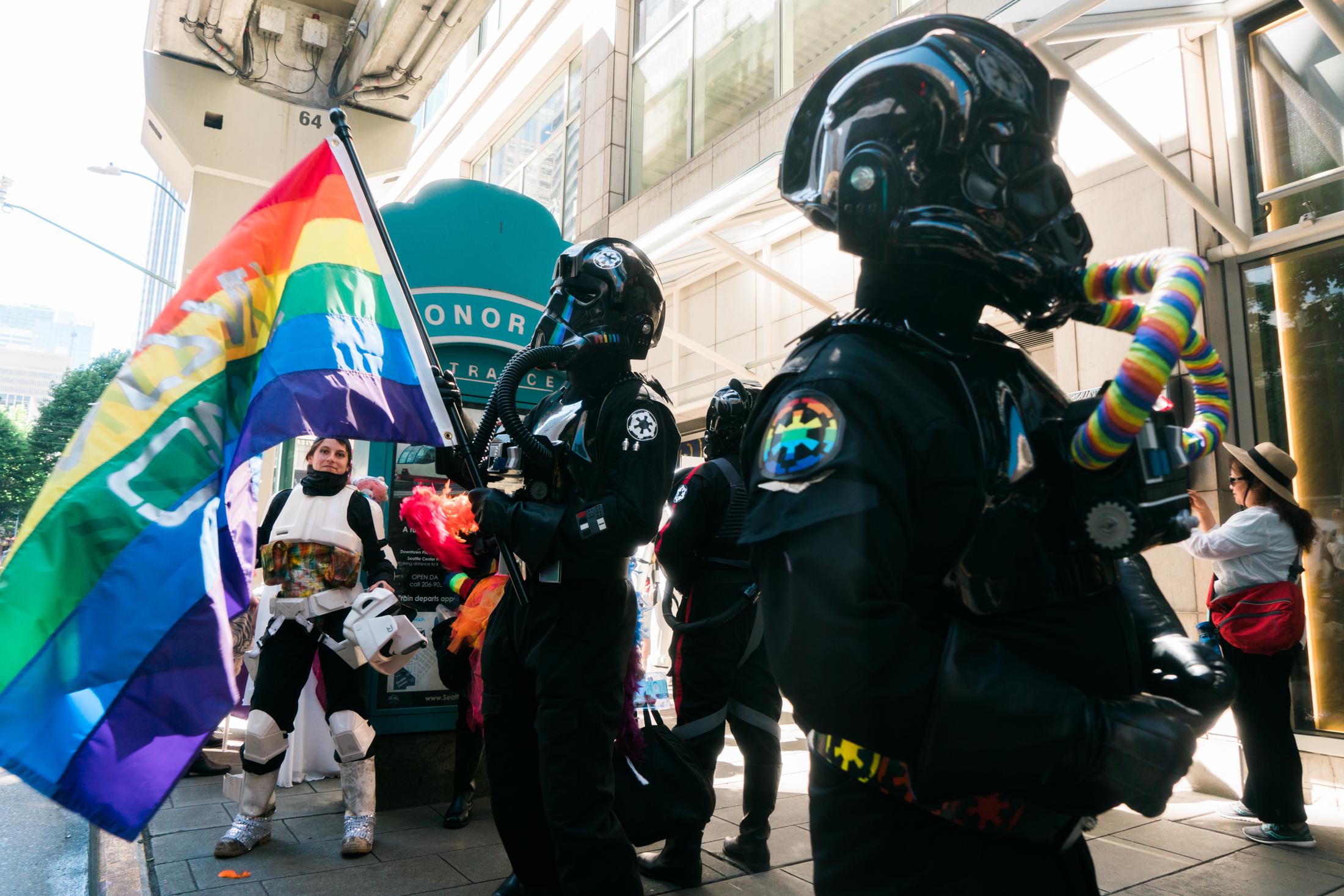 Seattle Pride Parade 2017 w Star Wars 501st Garrison Titan-08526.jpg