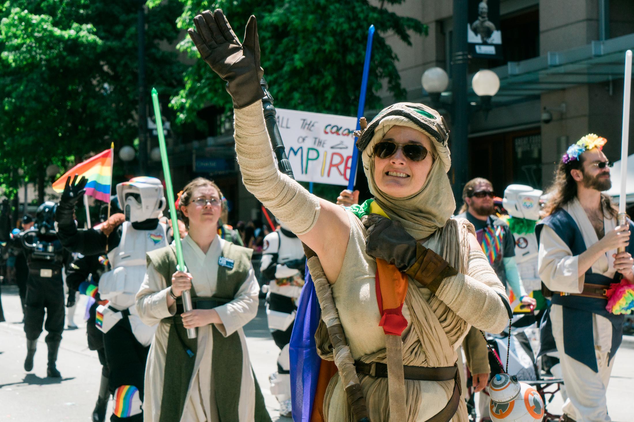 Seattle Pride Parade 2017 w Star Wars 501st Garrison Titan-08689.jpg