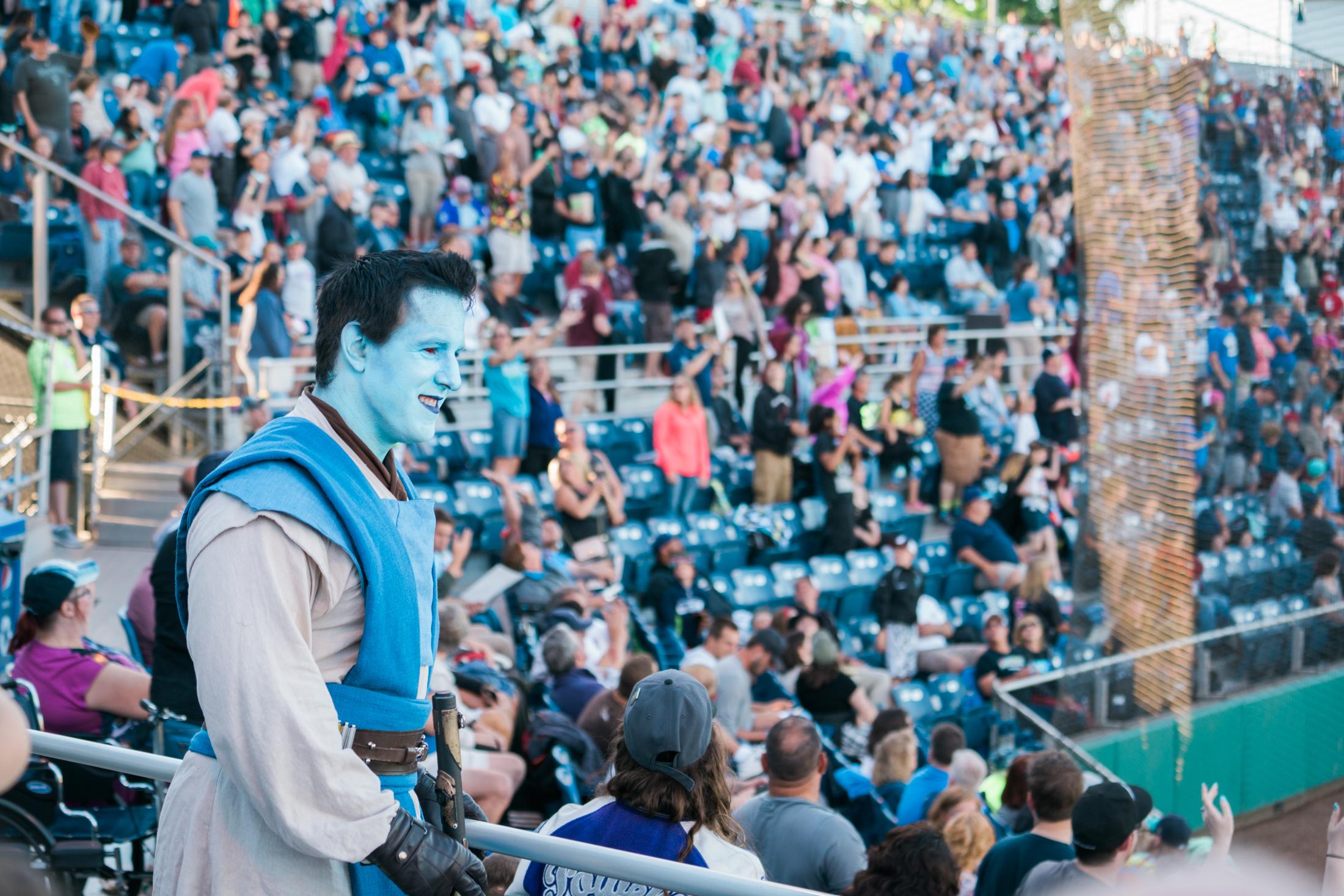 Everett Aquasox Star Wars Baseball Night Garrison Titan-09607.jpg