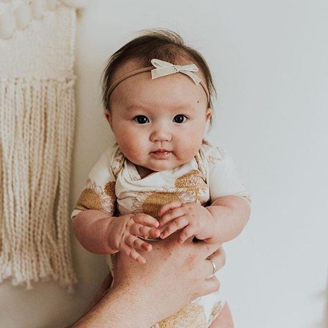 I'm restocking these simple velvet infant bows in the next few weeks in a bunch of neutrals and fall tones. Are there any colors you specifically want to see? I always love hearing your requests!
