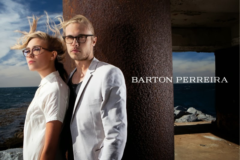 Handcrafted in Japan with the highest grade Japanese titanium along with the highest quality cotton-based acetate, Barton Perreira frames blend the perfect combination of style, comfort and originality.