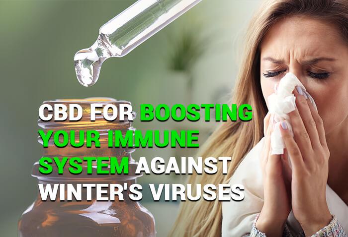 CBD oil, preventive supplement