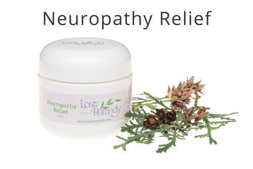 Relief for neuropathy