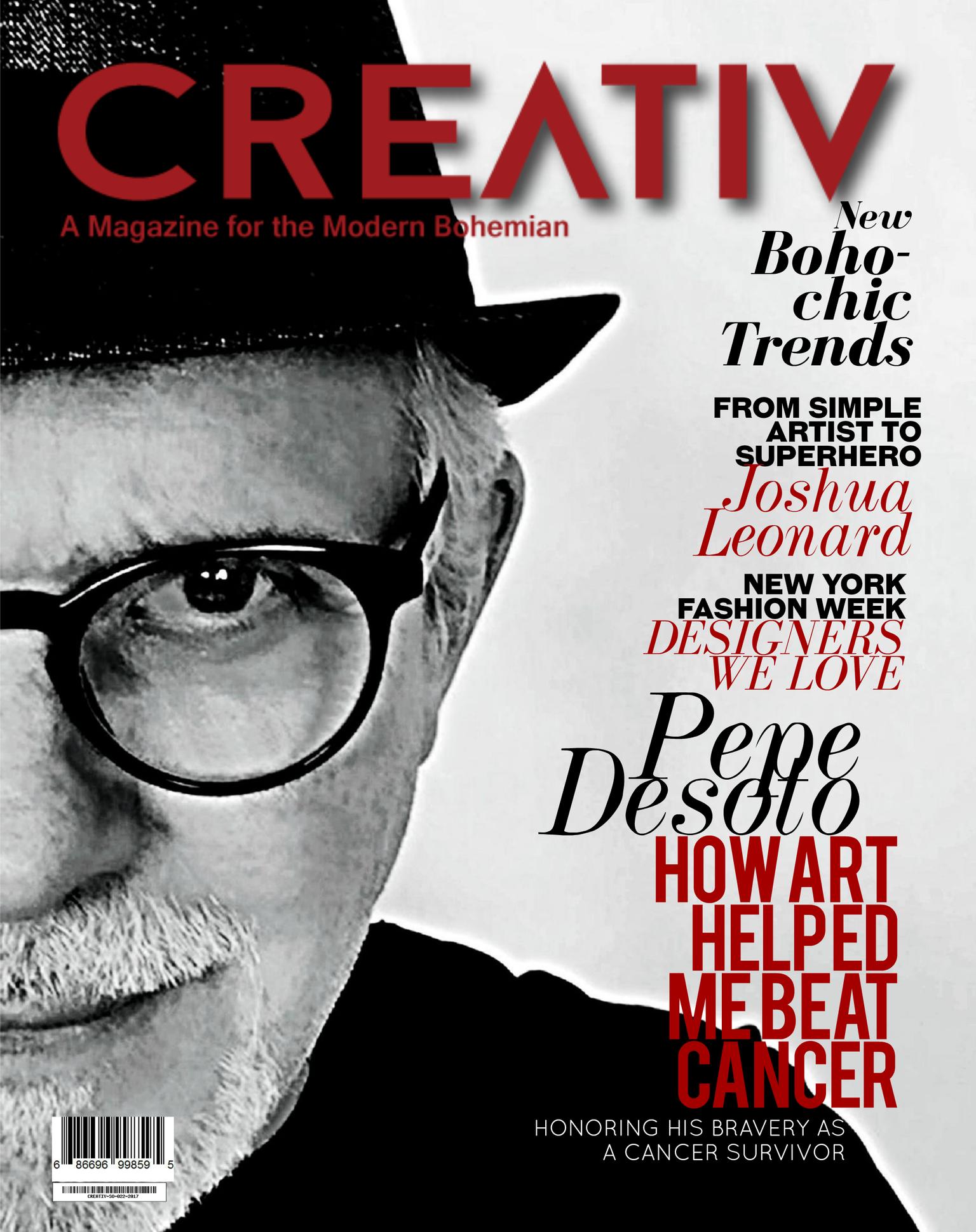 CREATIV Magazine 2017 - https://joom.ag/Uc6L