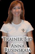 Anna Rusinskaia | Female Personal Trainer | Full-Time Fitness | Morristown | Personal Trainer | Morristown Gyms | The Club Morristown | Personal Training Headquarters