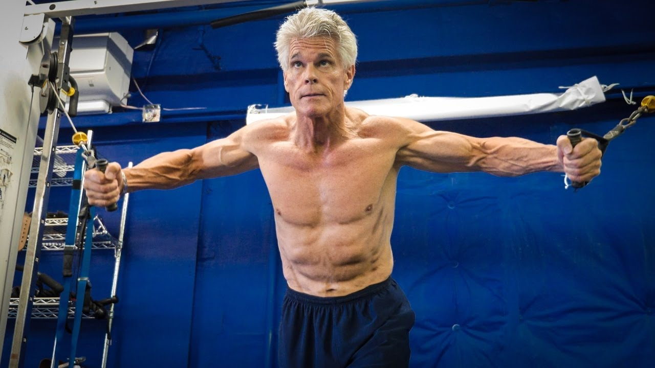 (Credit: YouTube Workout for Men Over 60 - Not Jeff)