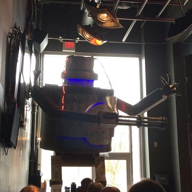 Burger Bot! #nonfet