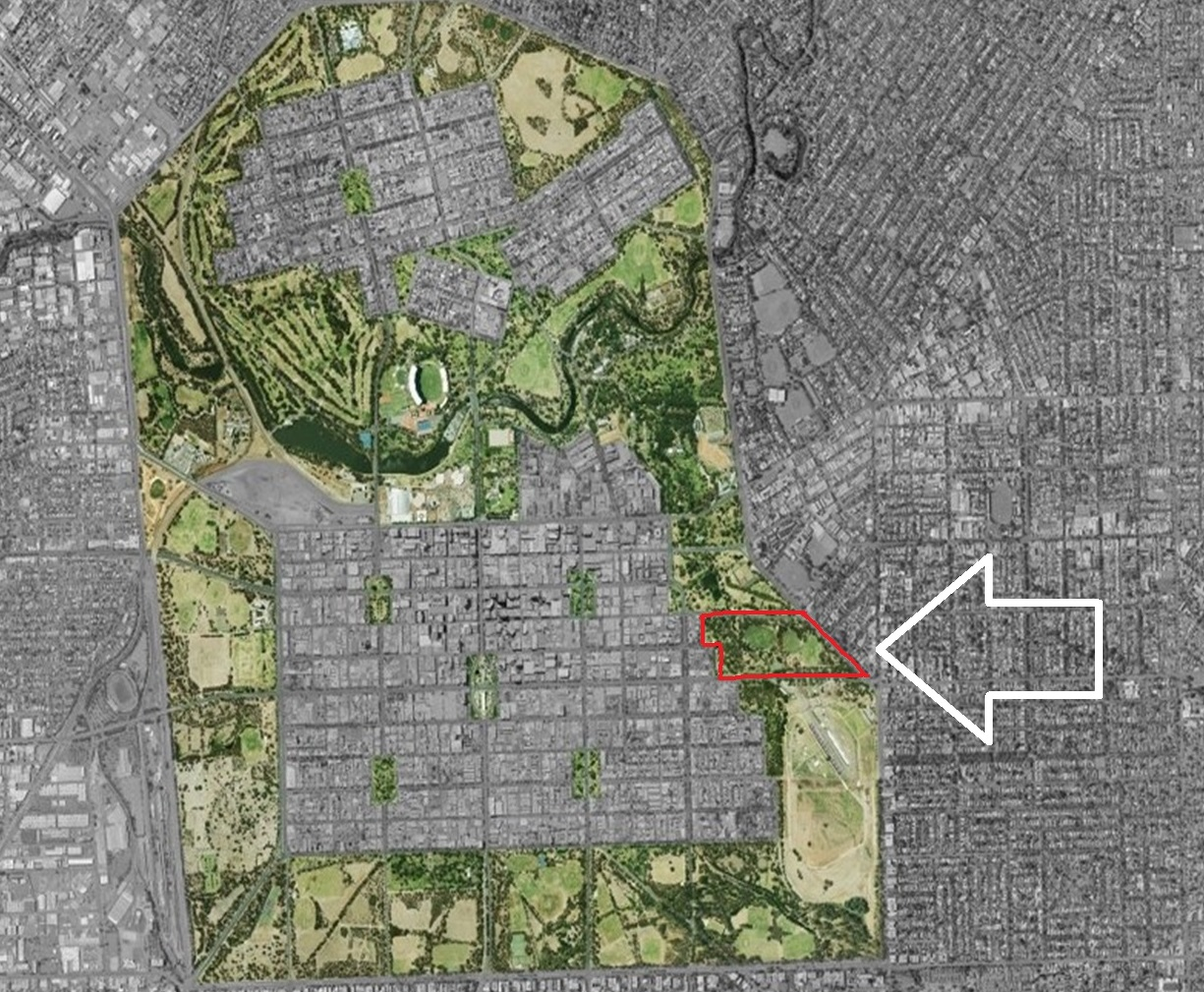 King Rodney Park / Ityamai-itpina (Park 15)