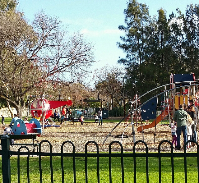 Lefevre Park / Nantu Wama (Park 6) photo album