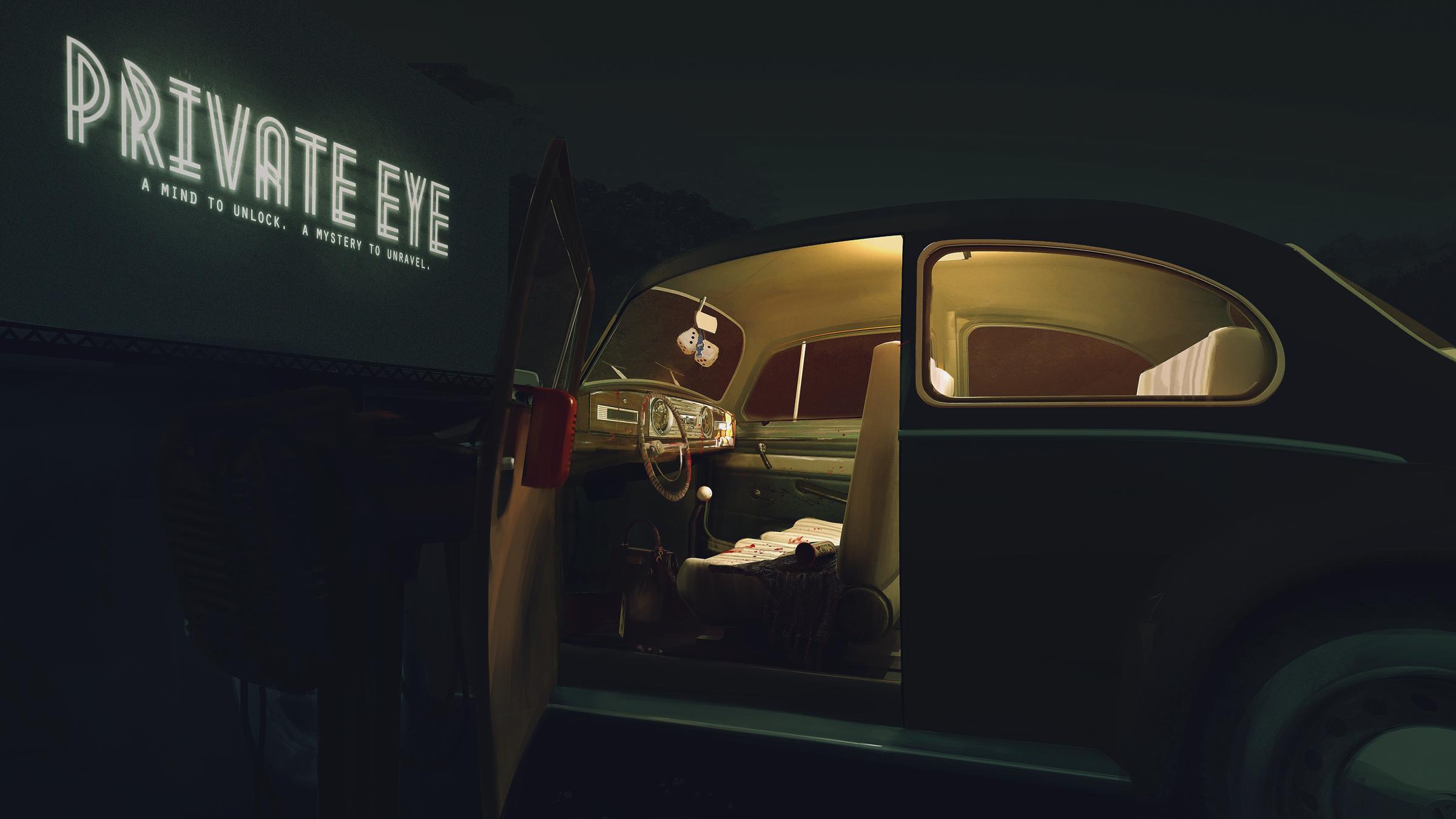 Private Eye VR - Soundtrack Update