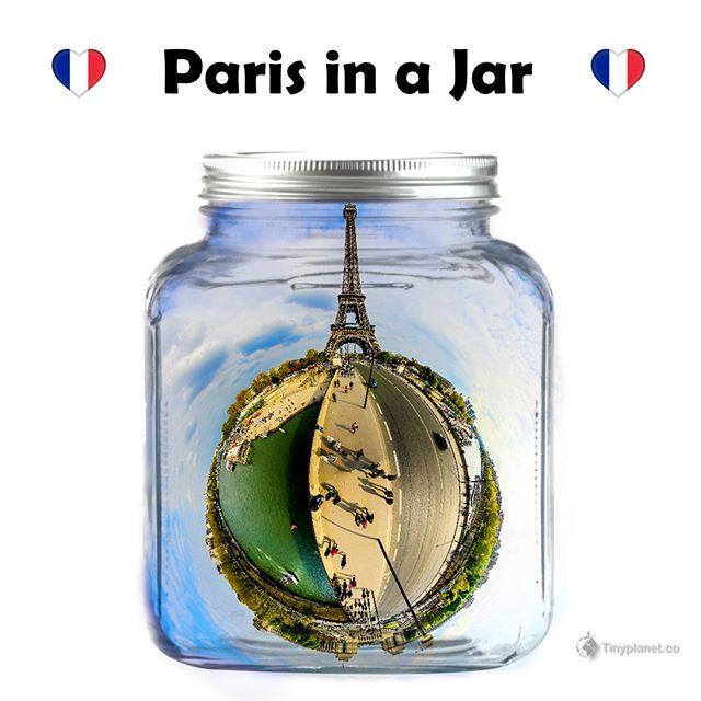 Nothing says Paris more than #latoureiffel. Here's my version of Paris #InaJar. . . . . . #toureiffelparis #topparisphoto #visitparisregion #myparisstyle #topfrancephoto #topeuropephoto #parisjetaime #parismonamour #parismaville #Pariscityvision #huffpostgram #tinyplanetbuff #lifeis360 #lifein360 #marketinglife #Parisgram #Super_France #ParisCityVision #loves_Paris #seemyParis #IgersParis #ParisJeTaime #ParisMaVille #Loves_Paris