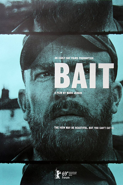 poster for Bait by Mark Jenkin